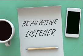 Cultivating our talent for Active Listening