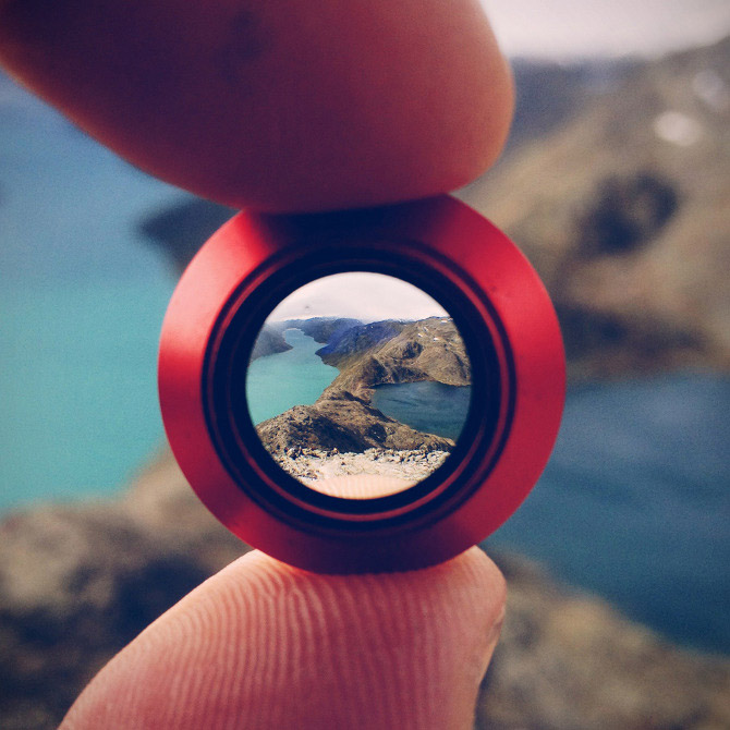 Looking through different lenses