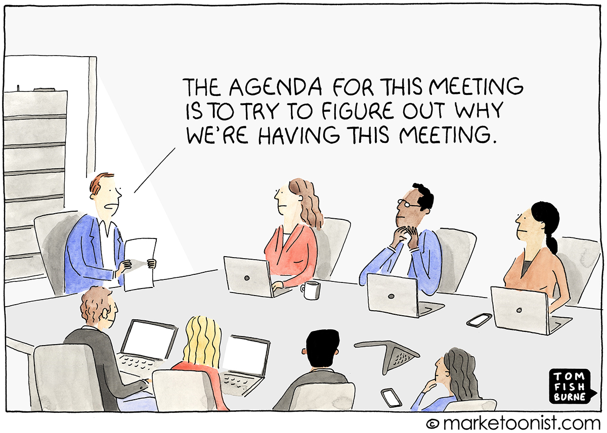What You Can Do to Make Your Next Meeting More Effective
