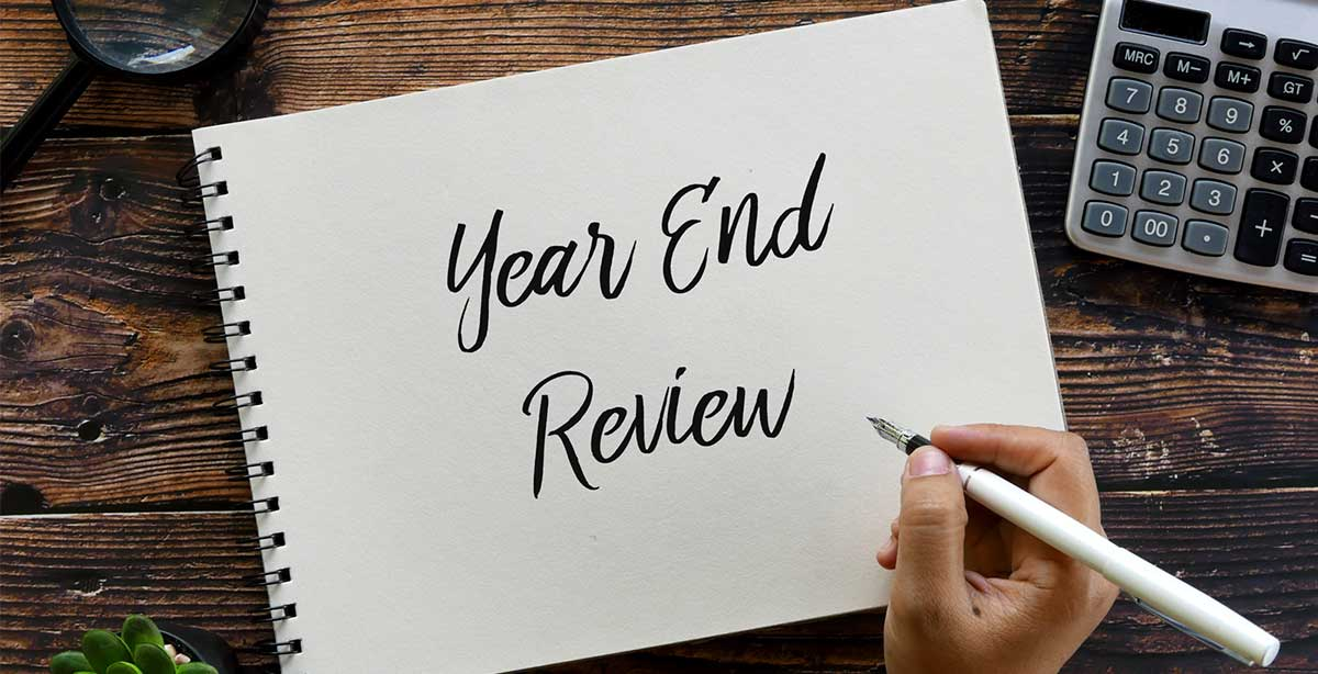 2020 Year End Review