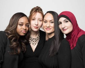 The Women behind the Women's March