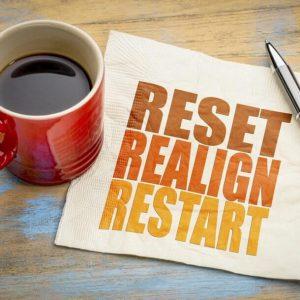 reset realign restart