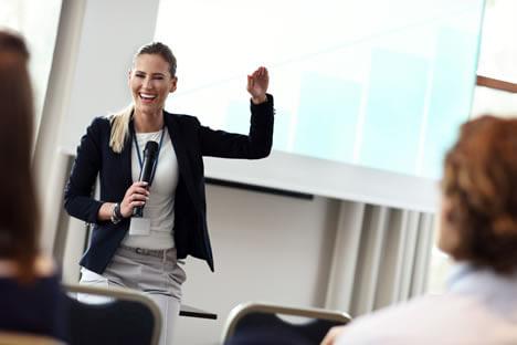 Organizational Presentations